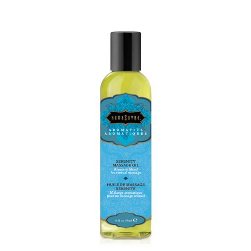 Kama Sutra Aromatic olejek do masażu lawenda, majeranek i geranium 59 ml