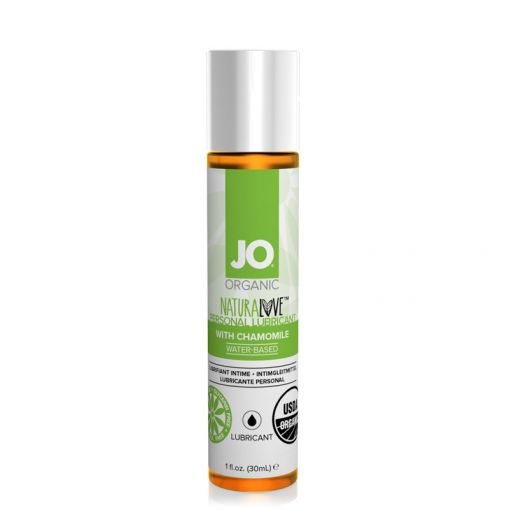 System JO Natural Love organiczny lubrykant na bazie wody 30 ml