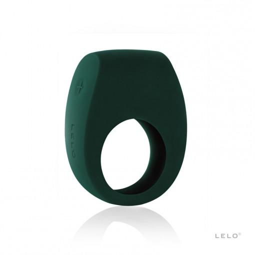 LELO Tor 2 wibrujący pierścień dla par ciemnozielony
