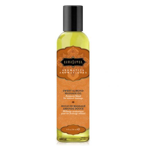 Kama Sutra Aromatic olejek do masażu słodkie migdały 236 ml