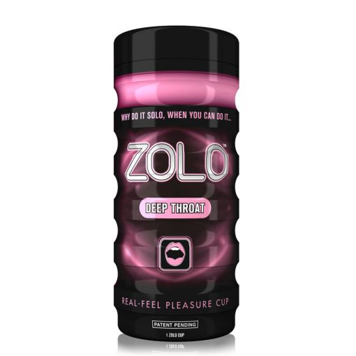 Zolo Pleasure Cup masturbator Deep Throat