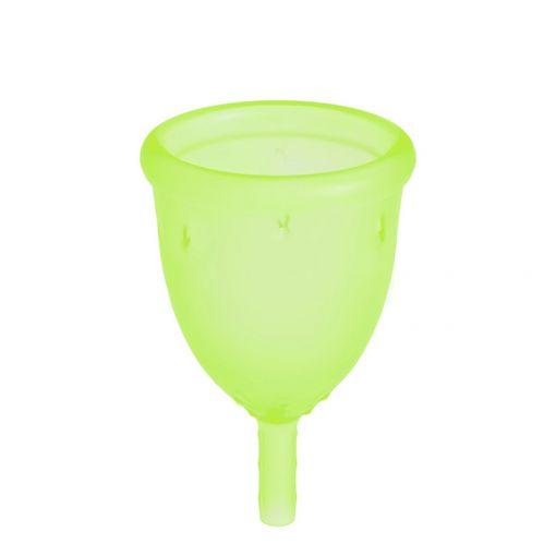LadyCup kubeczek menstruacyjny zielony rozmiar S