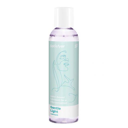 Satisfyer Gentle Light lubrykant na bazie wody lekki - 150 ml