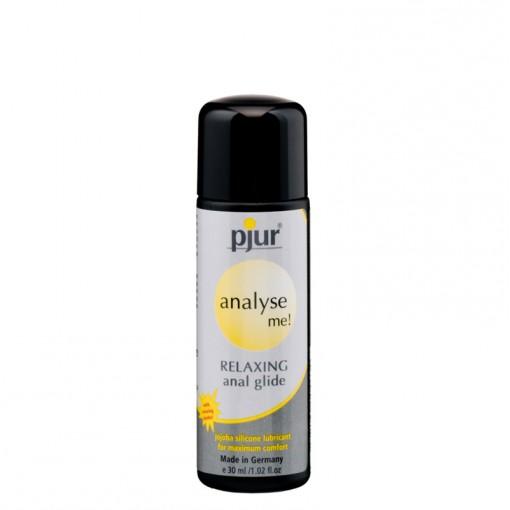 Pjur Analyse Me lubrykant analny na bazie silikonu 30 ml