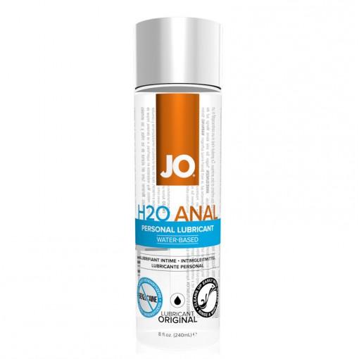 System JO H2O Anal lubrykant analny na bazie wody neutralny 240 ml