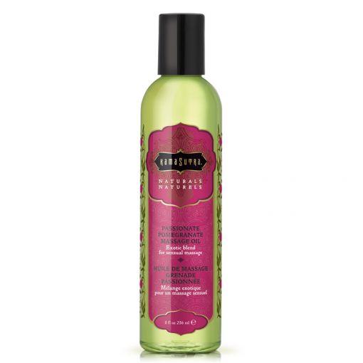 Kama Sutra Naturals olejek do masażu granat 236 ml