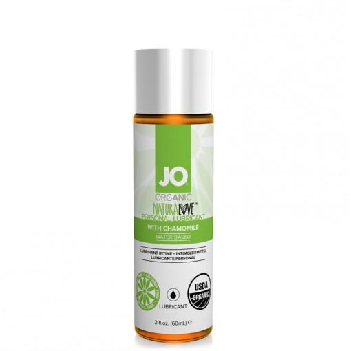 System JO Natural Love organiczny lubrykant na bazie wody 60 ml