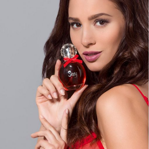 Obsessive perfumy Sexy - orientalno-drzewne - 30 ml