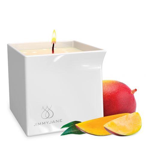 Jimmyjane Afterglow świeca do masażu mango 128 g