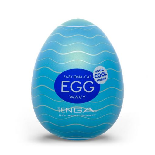 Tenga Egg masturbator w kształcie jajka Cool