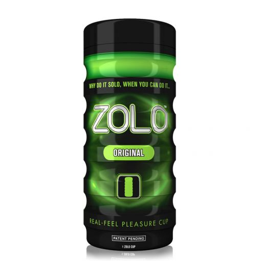 Zolo Pleasure Cup masturbator Original