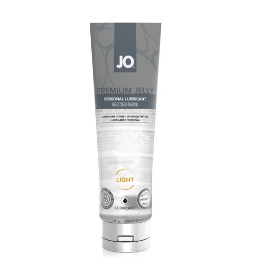 System JO Premium Jelly lubrykant na bazie silikonu Light 120 ml
