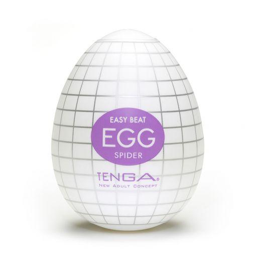 Tenga Egg masturbator w kształcie jajka Spider