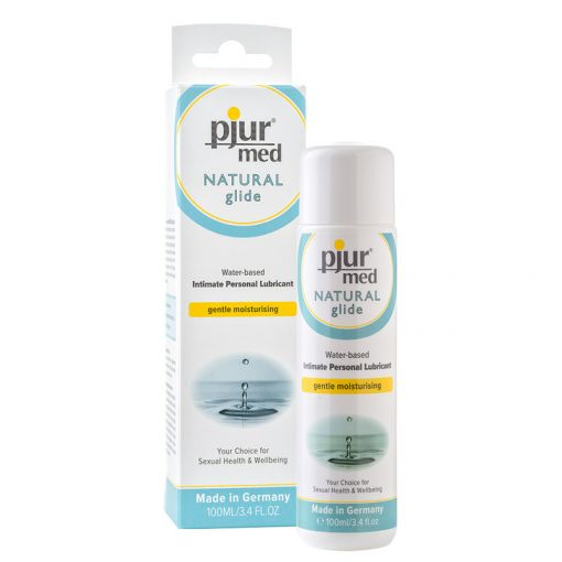 Pjur Med Natural Glide naturalny lubrykant wodny 100 ml