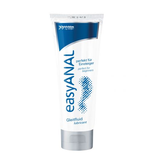 Joydivision easyANAL analny lubrykant wodno-silikonowy 80 ml