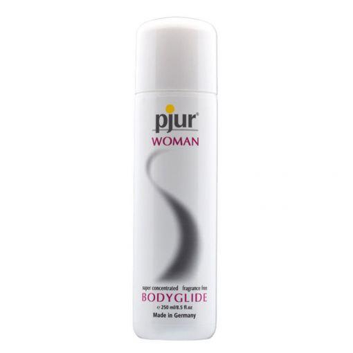 Pjur Woman lubrykant silikonowy dla kobiet 250 ml