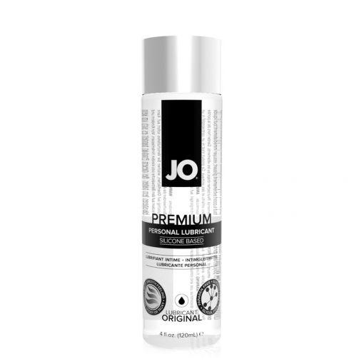 System JO Premium lubrykant na bazie silikonu neutralny 120 ml