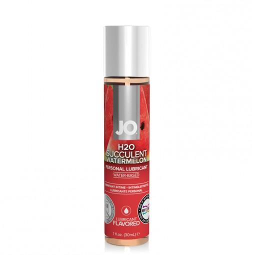 System JO H2O lubrykant smakowy arbuzowy 30 ml