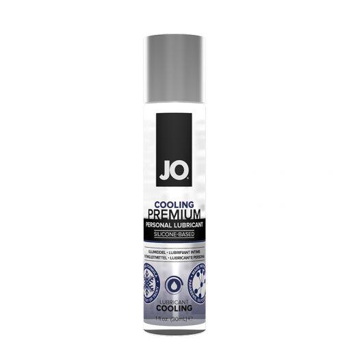 System JO Premium lubrykant na bazie silikonu chłodzący 30 ml