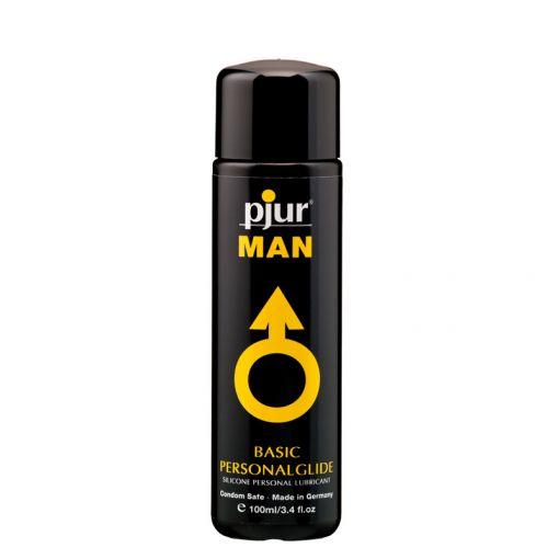Pjur Man lubrykant silikonowy dla mężczyzn 100 ml