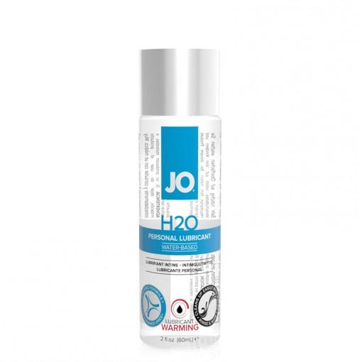 System JO H2O uniwersalny lubrykant na bazie wody rozgrzewający 60 ml