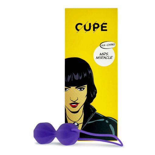 CUPE Mrs. Miracle kulki gejszy fioletowe